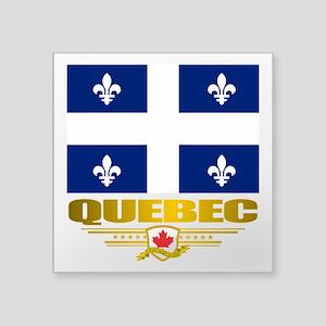 Quebec Pride Sticker