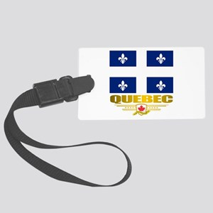 Quebec Pride Luggage Tag