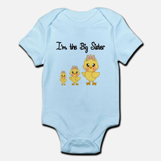 Im the big sister Body Suit