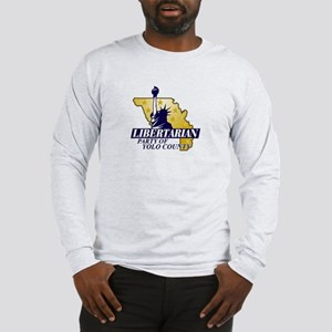 Yolo Libertarian Long Sleeve T-Shirt