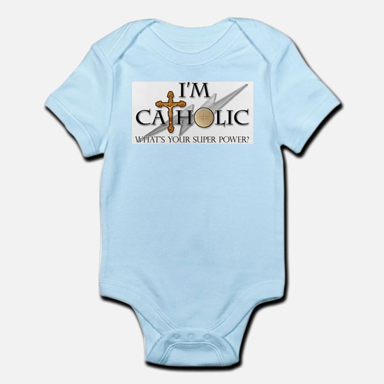 Catholic Body Suit