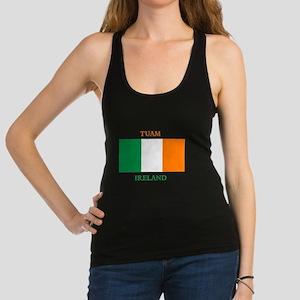 Tuam Ireland Racerback Tank Top