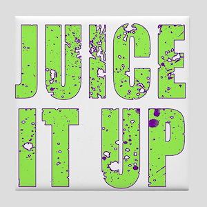 Juice It Up! Tile Coaster