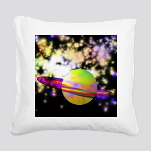 Guardian of the Galaxy Square Canvas Pillow