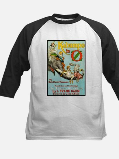 Kabumbo in Oz Kids Baseball Jersey