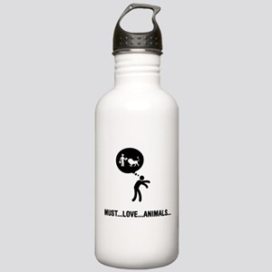 Zookeeping Stainless Water Bottle 1.0L