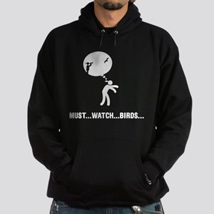 Bird Watching Hoodie (dark)
