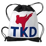 Taekwondo Drawstring Bag