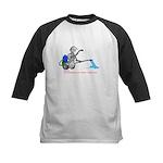BP's Robot 01 Kids Baseball Jersey