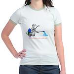 BP's Robot 01 Jr. Ringer T-Shirt