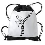Taekwondo Kicker Drawstring Bag