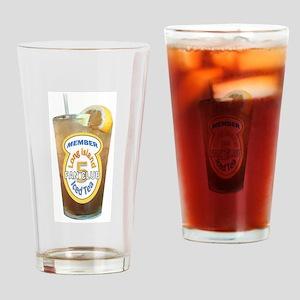 Long Island Iced Tea Fan Club Member Drinking Glas
