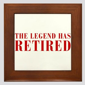 legend-has-retired-BOD-BROWN Framed Tile