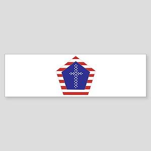 CFP-3 Sticker (Bumper)
