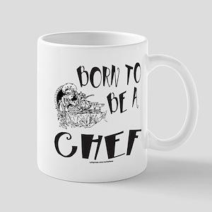 BORN TO BE A CHEF Mug