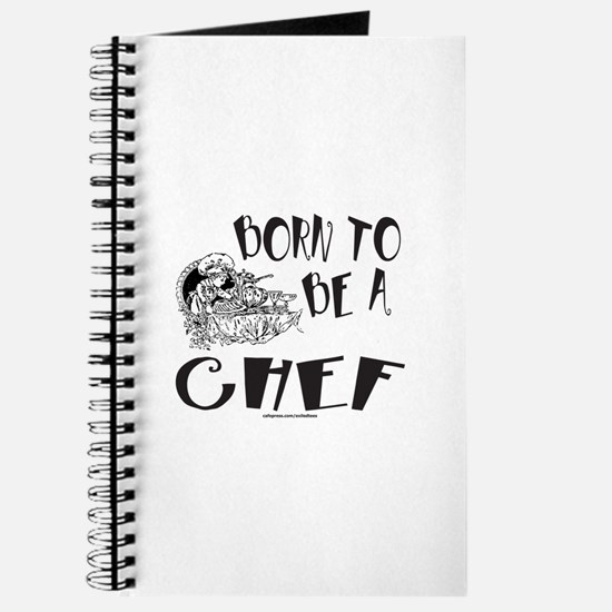 BORN TO BE A CHEF Journal