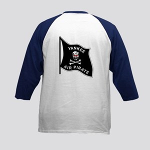 Yankee Air Pirate Kids Baseball Jersey