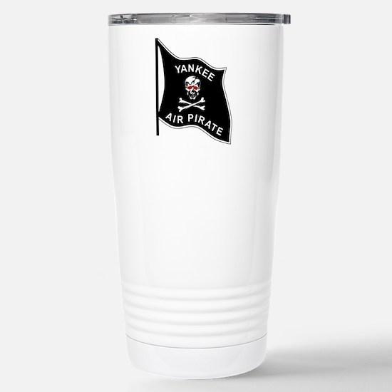 Yankee Air Pirate Stainless Steel Travel Mug