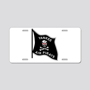 Yankee Air Pirate Aluminum License Plate