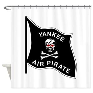 Yankees Shower Curtains