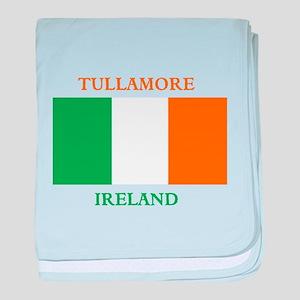 Tullamore Ireland baby blanket