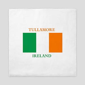 Tullamore Ireland Queen Duvet