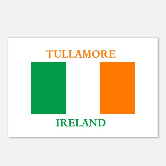 Tullamore Ireland Postcards (Package of 8)