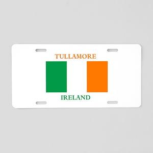 Tullamore Ireland Aluminum License Plate