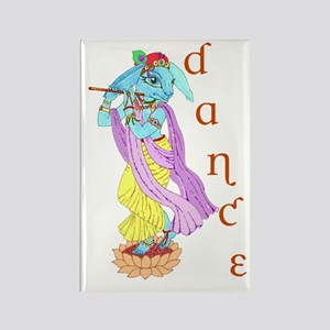 Hare Krishna Dance ! Rectangle Magnet