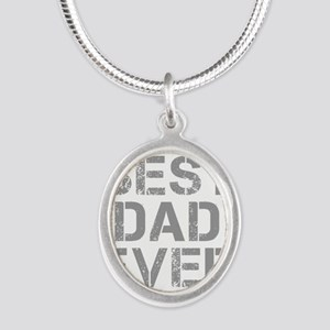best-dad-ever-CAP-GRAY Necklaces