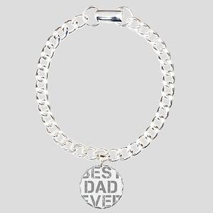 best-dad-ever-CAP-GRAY Bracelet