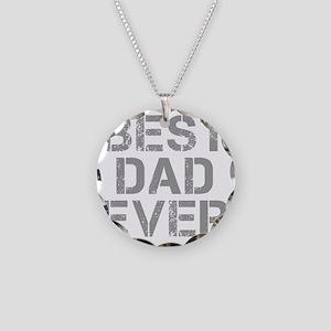 best-dad-ever-CAP-GRAY Necklace