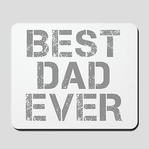 best-dad-ever-CAP-GRAY Mousepad
