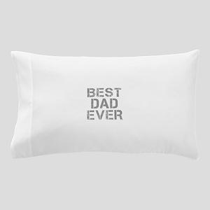 best-dad-ever-CAP-GRAY Pillow Case