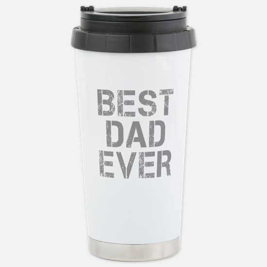best-dad-ever-CAP-GRAY Travel Mug
