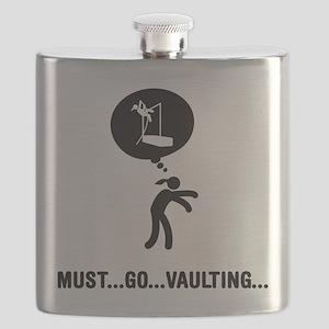 Pole Vault Flask