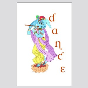 Hare Krishna Dance ! Posters