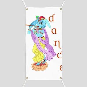 Hare Krishna Dance ! Banner