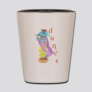 Hare Krishna Dance ! Shot Glass