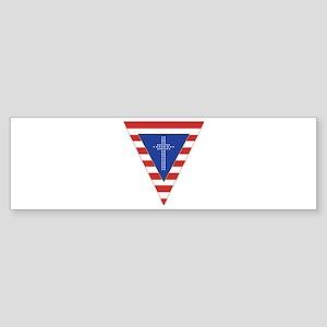 CFT-6 Sticker (Bumper)