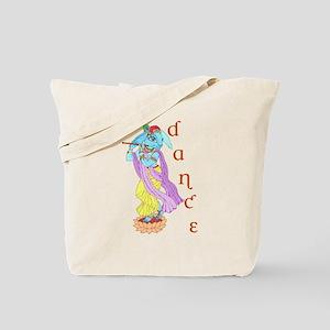 Hare Krishna Dance ! Tote Bag