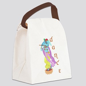 Hare Krishna Dance ! Canvas Lunch Bag