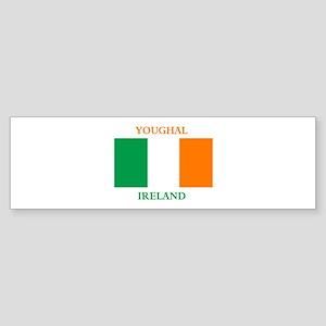 Youghal Ireland Sticker (Bumper)