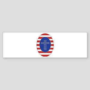 CFO-8 Sticker (Bumper)
