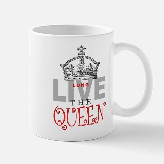 Long Live the QUEEN Mug