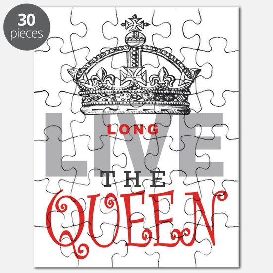 Long Live the QUEEN Puzzle
