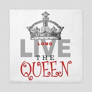 Long Live the QUEEN Queen Duvet