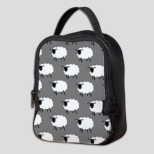 'Sheep' Neoprene Lunch Bag