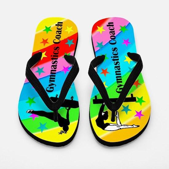 GYMNAST COACH Flip Flops