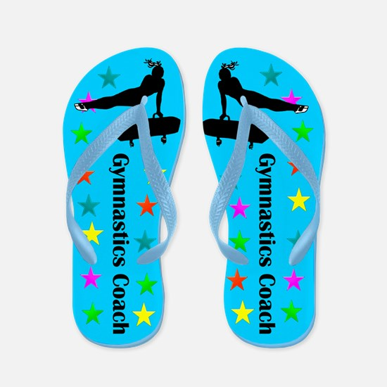 DARLING COACH Flip Flops